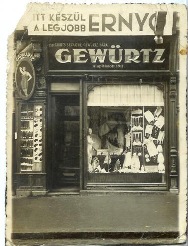 Geruwtz Store2Vienna